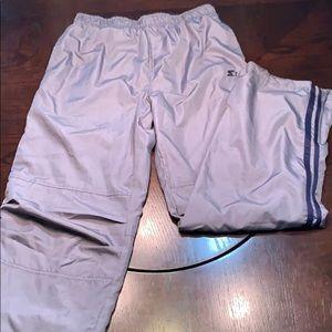 Starter Weather tech pants